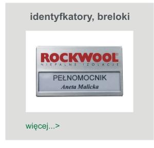 identyfikatory